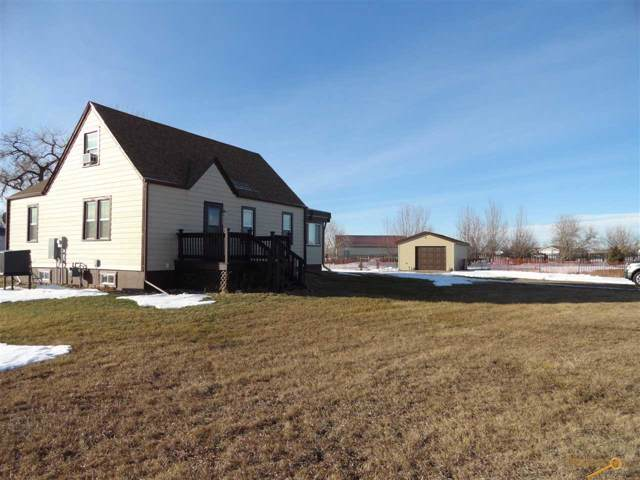 14825 Holy Cow Ranch Rd, Rapid City, SD 57703 (MLS #147026) :: Dupont Real Estate Inc.