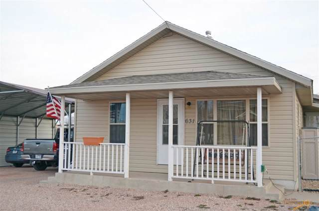 631 Crazy Horse, Rapid City, SD 57701 (MLS #147043) :: Christians Team Real Estate, Inc.