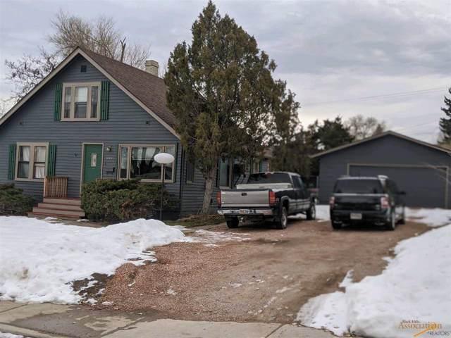 605 St Charles, Rapid City, SD 57701 (MLS #147070) :: Christians Team Real Estate, Inc.