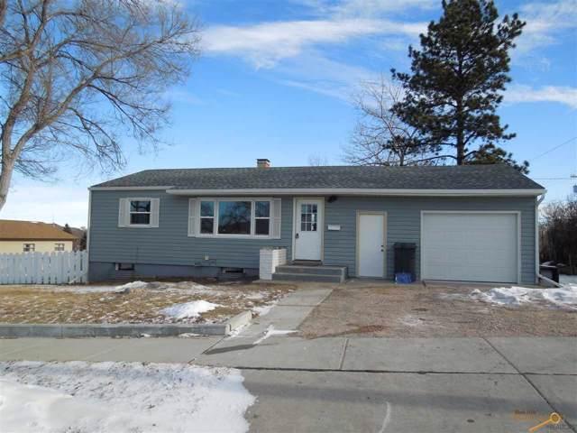 2404 Maple, Rapid, SD 57701 (MLS #147092) :: Christians Team Real Estate, Inc.