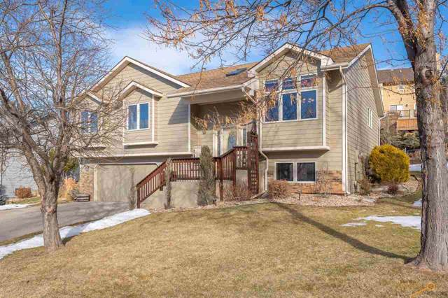 3604 Westridge Rd, Rapid City, SD 57702 (MLS #147122) :: Dupont Real Estate Inc.