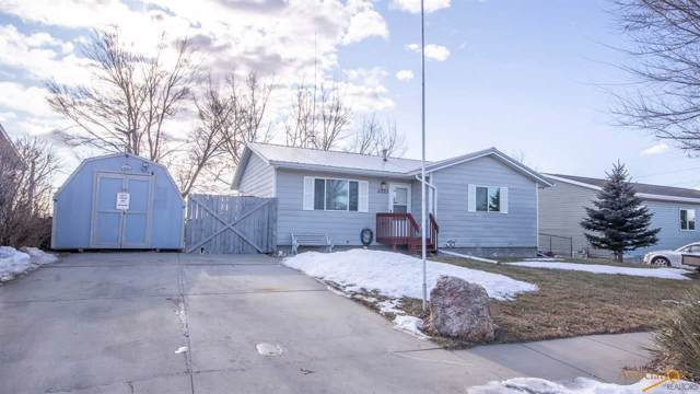 5533 Shaw Ct, Rapid City, SD 57703 (MLS #147143) :: Christians Team Real Estate, Inc.