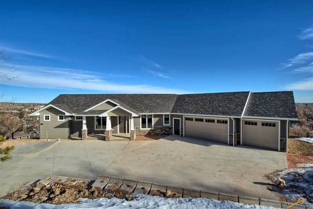 1261 Forest Hills Dr, Rapid City, SD 57701 (MLS #147146) :: VIP Properties