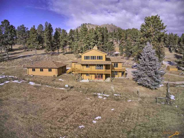 23985 Palmer Gulch Rd, Hill City, SD 57745 (MLS #147178) :: Dupont Real Estate Inc.