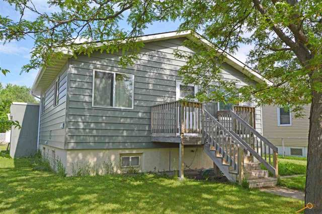 822 Blaine Ave, Rapid City, SD 57701 (MLS #147182) :: Dupont Real Estate Inc.