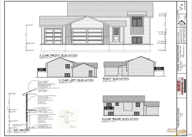 Lot 12 Pommel Loop, Rapid City, SD 57701 (MLS #147242) :: Dupont Real Estate Inc.