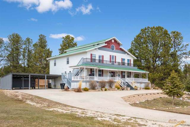 12046 Hwy 16, Custer, SD 57730 (MLS #147247) :: Christians Team Real Estate, Inc.