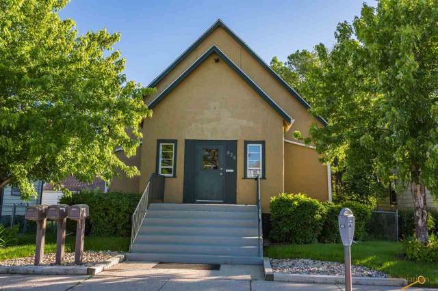 424 Quincy, Rapid City, SD 57701 (MLS #147254) :: VIP Properties