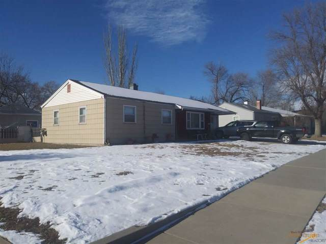 2123 Ivy Ave, Rapid City, SD 57701 (MLS #147263) :: Dupont Real Estate Inc.