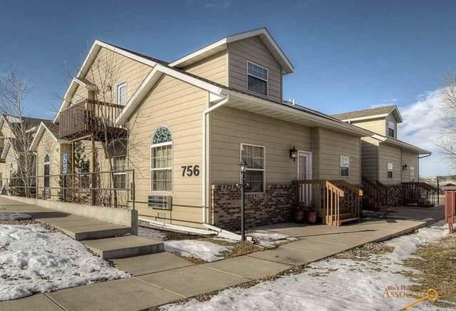 756 Earleen St, Rapid City, SD 57701 (MLS #147269) :: Christians Team Real Estate, Inc.