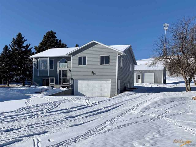 1719 Butte View Dr, Sturgis, SD 57785 (MLS #147271) :: Christians Team Real Estate, Inc.