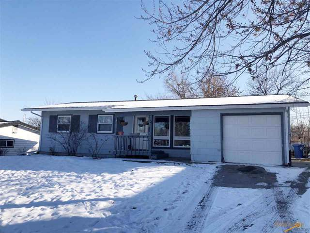 335 E College Ave, Rapid City, SD 57701 (MLS #147291) :: Christians Team Real Estate, Inc.