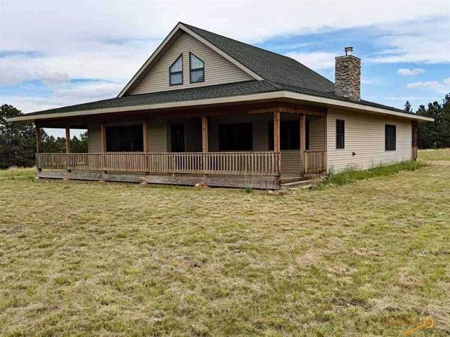 11803 W Argyle Rd, Custer, SD 57730 (MLS #147293) :: Christians Team Real Estate, Inc.