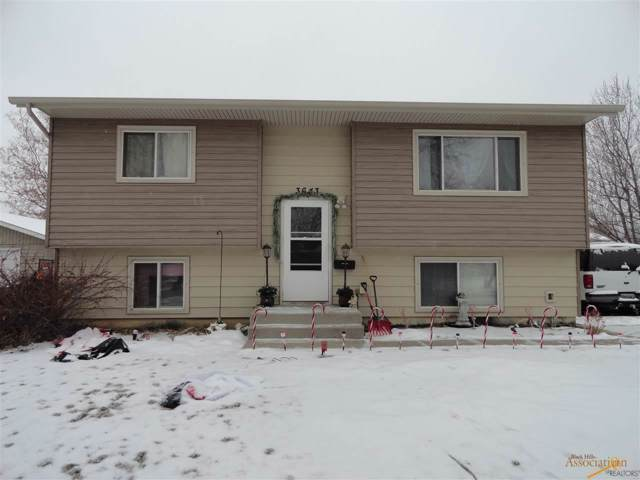 3643 Ivy Ave, Rapid City, SD 57701 (MLS #147295) :: Christians Team Real Estate, Inc.