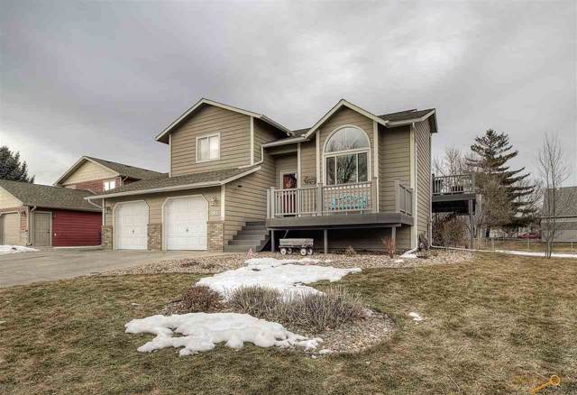 98 Windslow Dr, Rapid City, SD 57701 (MLS #147305) :: Christians Team Real Estate, Inc.