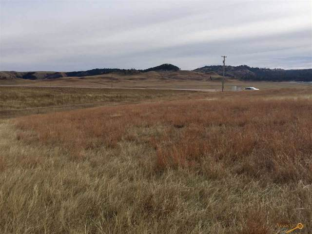 Tract 18 Hwy 385, Hot Springs, SD 57747 (MLS #147314) :: Christians Team Real Estate, Inc.