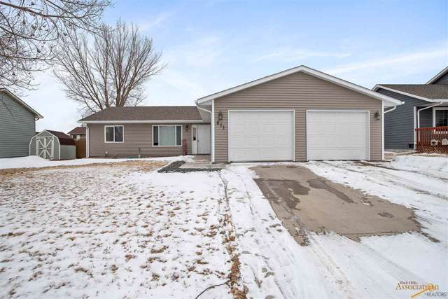 611 Tanglewood Ln, Box Elder, SD 57719 (MLS #147315) :: Dupont Real Estate Inc.