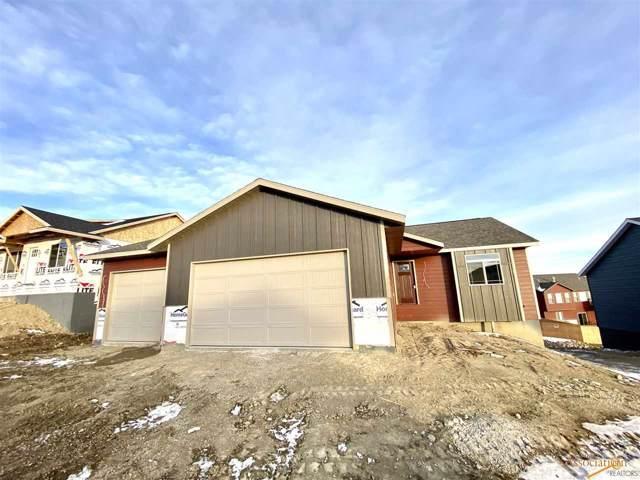 834 Summerfield Dr, Rapid City, SD 57703 (MLS #147342) :: Heidrich Real Estate Team
