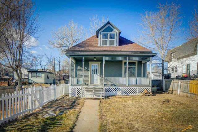 821 Wood Ave, Rapid City, SD 57701 (MLS #147388) :: Christians Team Real Estate, Inc.