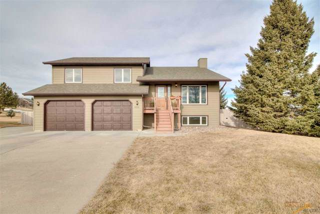 426 Fox Run Pl, Rapid City, SD 57701 (MLS #147416) :: Heidrich Real Estate Team