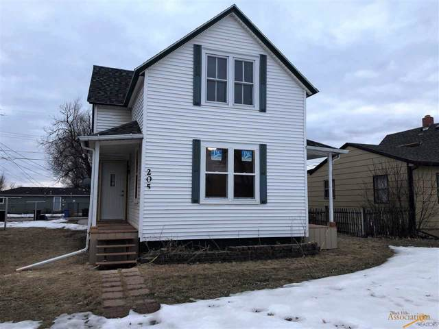 205 E Monroe, Rapid City, SD 57701 (MLS #147417) :: Heidrich Real Estate Team