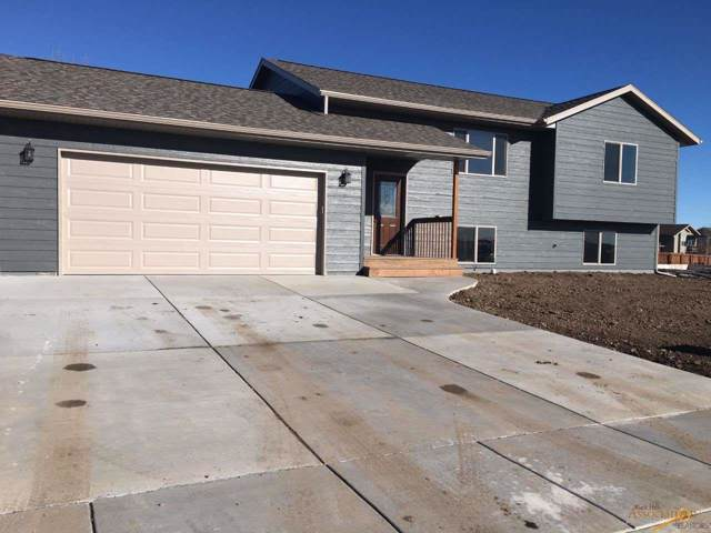 3560 Remington Rd, Rapid City, SD 57703 (MLS #147422) :: Dupont Real Estate Inc.