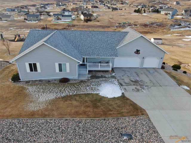 2613 Black Saddle Rd, Rapid City, SD 57703 (MLS #147440) :: Dupont Real Estate Inc.