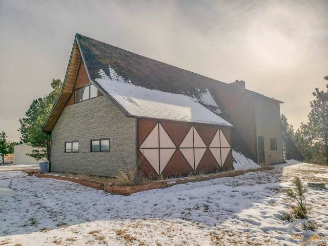 10331 Turkey Trail, Edgemont, SD 57735 (MLS #147475) :: Christians Team Real Estate, Inc.