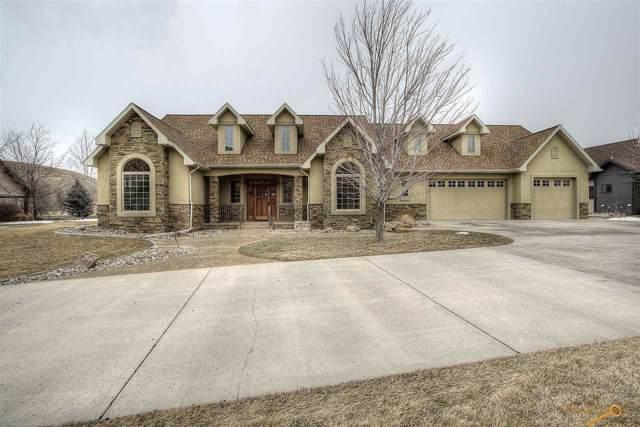 23784 Mulligan Mile, Rapid City, SD 57702 (MLS #147496) :: Dupont Real Estate Inc.