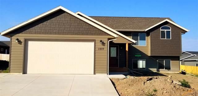 1228 Kodiak Drive, Box Elder, SD 57719 (MLS #147523) :: Dupont Real Estate Inc.