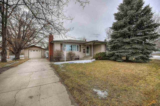 4009 W Chicago, Rapid City, SD 57702 (MLS #147531) :: Dupont Real Estate Inc.