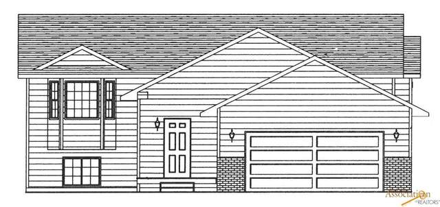 312 Giants Dr, Rapid City, SD 57701 (MLS #147535) :: Dupont Real Estate Inc.