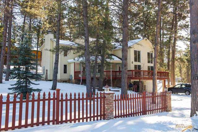 13079 Hills View Dr, Rapid City, SD 57702 (MLS #147539) :: Dupont Real Estate Inc.