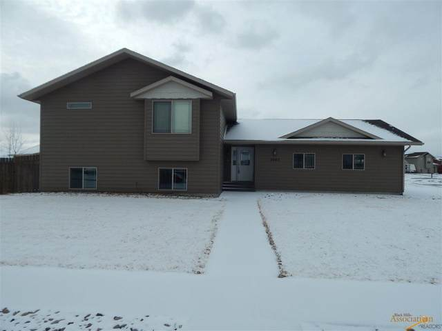 3643 Knuckleduster Rd, Rapid City, SD 57703 (MLS #147546) :: Dupont Real Estate Inc.