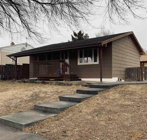 1112 Halley Ave, Rapid City, SD 57701 (MLS #147569) :: Dupont Real Estate Inc.