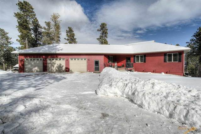 2040 Aster Rd, Spearfish, SD 57783 (MLS #147571) :: Christians Team Real Estate, Inc.