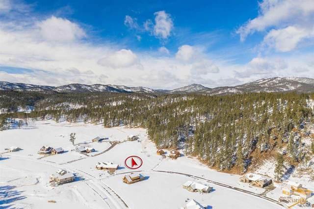 118 Minor Lake Circle, Hill City, SD 57745 (MLS #147586) :: Dupont Real Estate Inc.