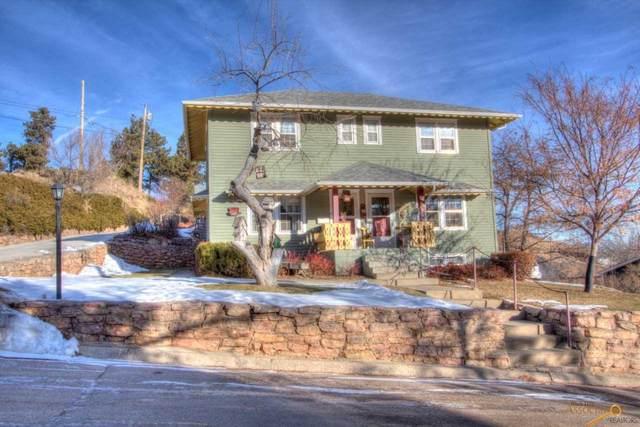1326 Clark, Rapid City, SD 57701 (MLS #147605) :: Dupont Real Estate Inc.