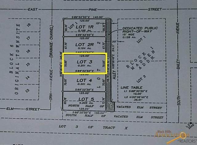 TBD Not Applicable, New Underwood, SD 57761 (MLS #147609) :: VIP Properties