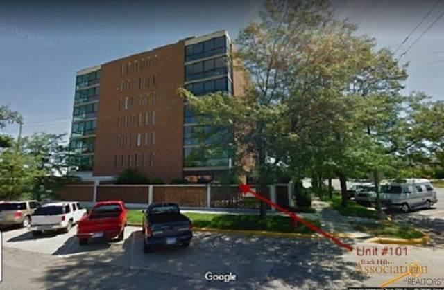 824 Columbus, Rapid City, SD 57701 (MLS #147612) :: Dupont Real Estate Inc.