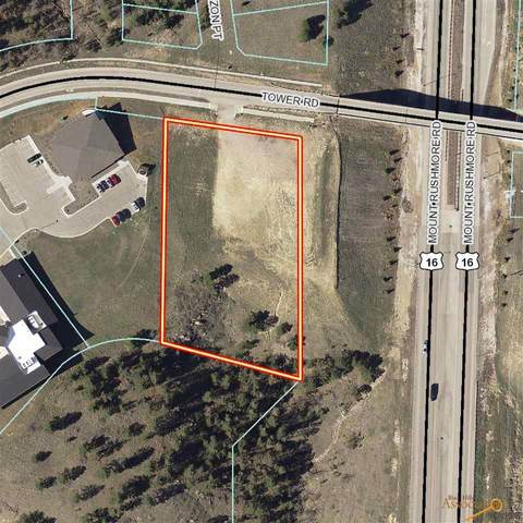 2920 Tower Rd, Rapid City, SD 57701 (MLS #147615) :: Dupont Real Estate Inc.