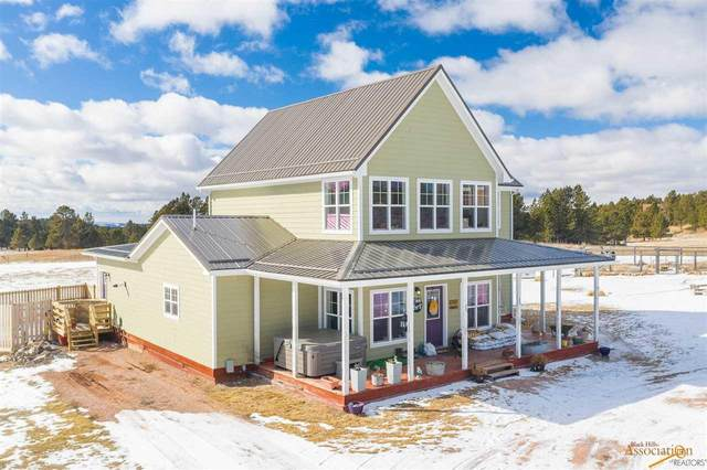 26799 Lowell Dr, Hot Springs, SD 57747 (MLS #147642) :: Dupont Real Estate Inc.