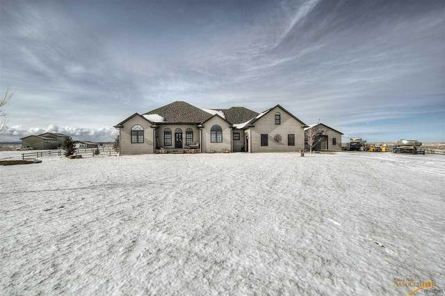 24148 Alkan Ln, Hermosa, SD 57744 (MLS #147646) :: Christians Team Real Estate, Inc.