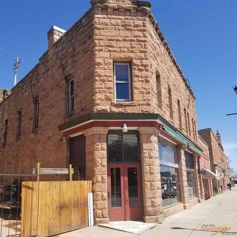 321 N River St, Hot Springs, SD 57747 (MLS #147657) :: Dupont Real Estate Inc.