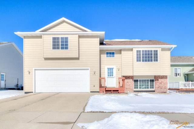 672 Earleen St, Rapid City, SD 57701 (MLS #147659) :: Christians Team Real Estate, Inc.