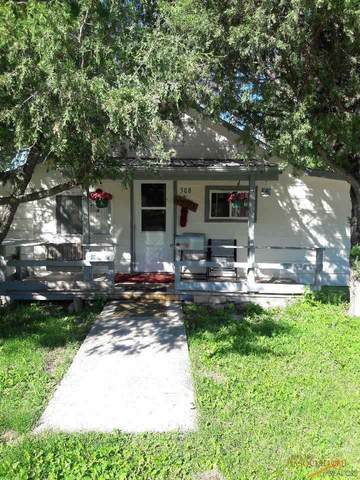 508 S 4TH, Hot Springs, SD 57747 (MLS #147661) :: Dupont Real Estate Inc.