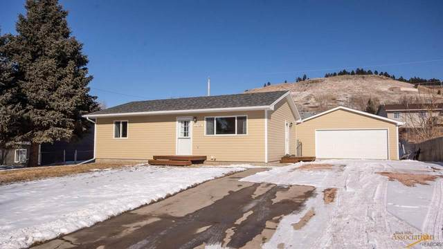 12708 Doris Dr, Black Hawk, SD 57718 (MLS #147673) :: Dupont Real Estate Inc.