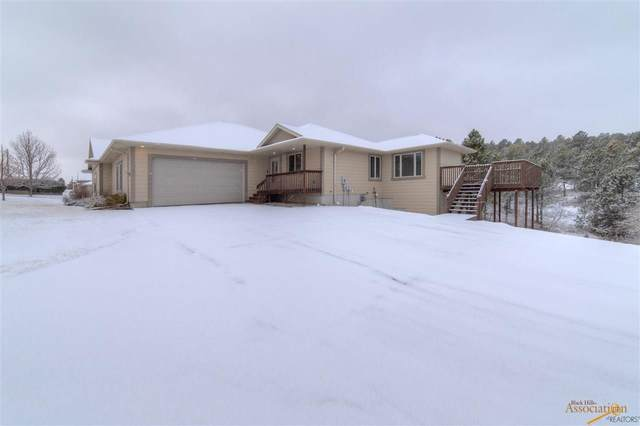 4215 Park Dr, Rapid City, SD 57702 (MLS #147682) :: Dupont Real Estate Inc.
