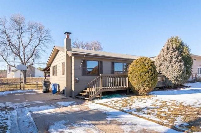 4805 Windsor Dr, Rapid City, SD 57702 (MLS #147691) :: VIP Properties