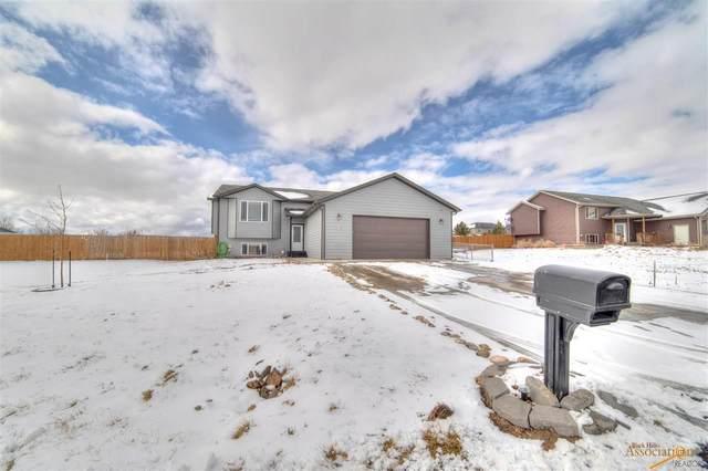 23015 Morninglight Dr, Rapid City, SD 57703 (MLS #147694) :: VIP Properties